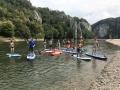 SUP-Flusstour Donau (08/2018)